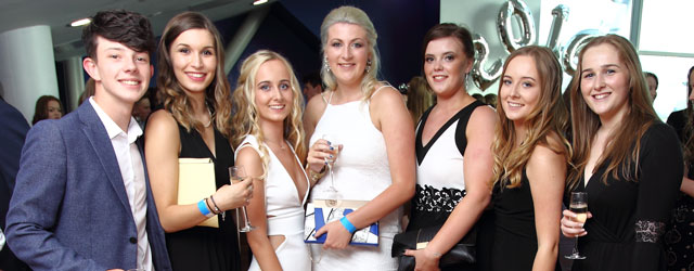 OUT & ABOUT : Longcroft School Y13 Prom @ The Deep