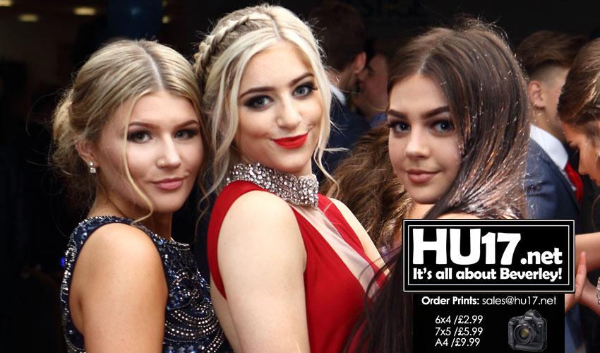 OUT & ABOUT : Beverley High School & Grammar School Prom