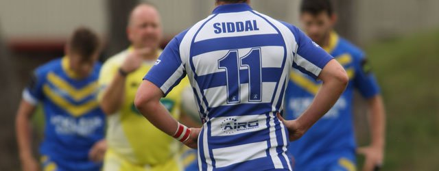 Blue & Golds Boosted By New Signings Ahead Of Siddal Clash