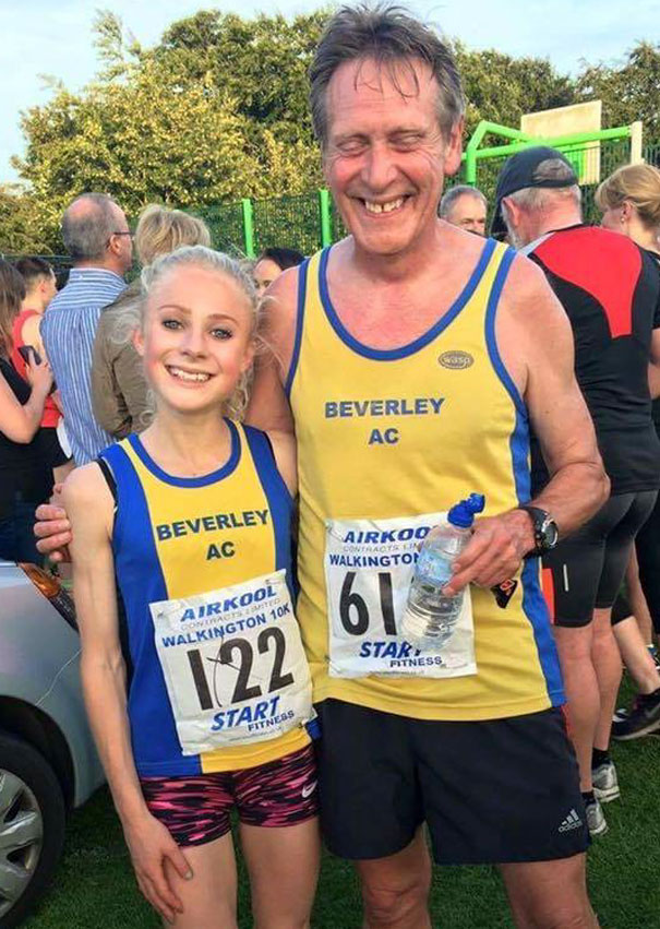Becky Briggs Wins Women's Race At Walkington 10K