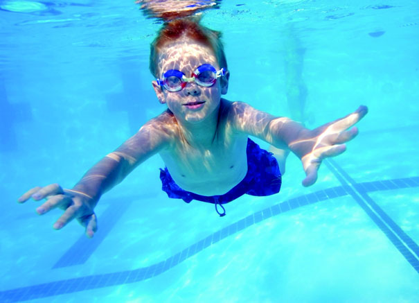 Just Keep Moving - Interactive Family Swim Sessions