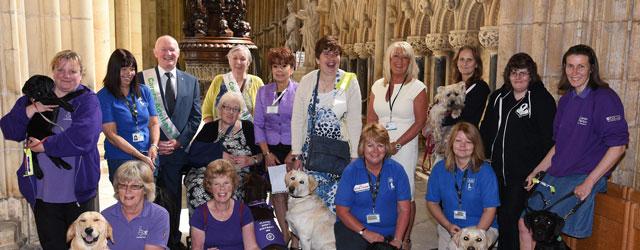 Joyful Celebration Of Carers At Beverley Minster