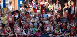 Beverley Manor Nursery ended their term with a Pirate themed day that saw children dress up as barons of the sea.