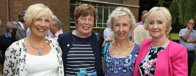 Longcroft Lower School Pupils' Reunion - Class of 61