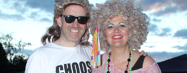 Friends of Molescroft Raise Cash For School By Staging 80s Night