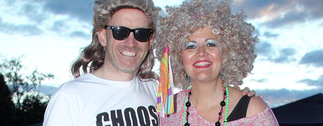 Friends of Molescroft Raise Cash For School By Staging 80s Night