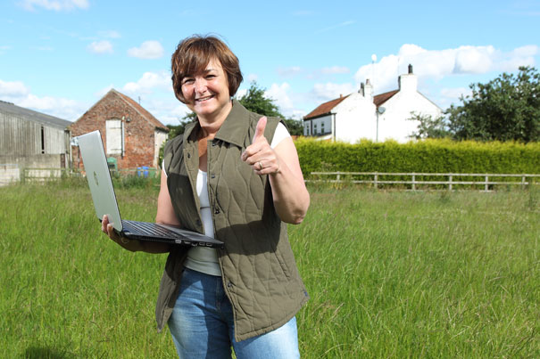 Quickly Adjusting To Rural Life On The Broadband Fast Lane