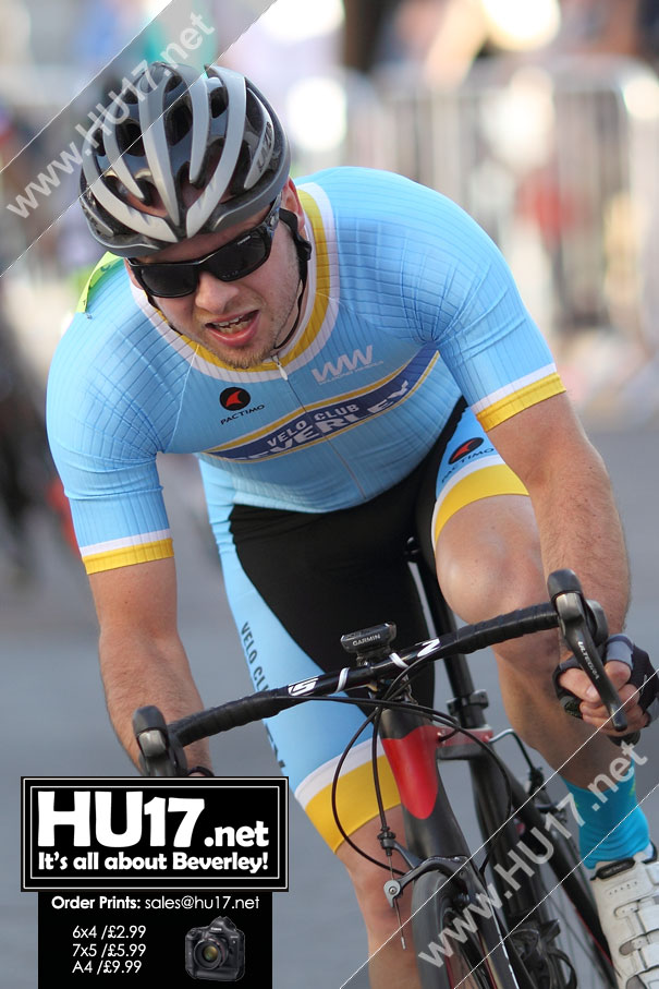 GALLERY : Men's Elite Cycling Comes To Beverley