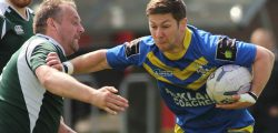Chris Johnson dived over in the corner to snatch a point for the blue and golds in a game in which they will consider themselves unlucky to not have taken both points.