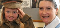 To commemorate the centenary of the Battle of the Somme during the First World War, the Treasure House in Beverley is hosting a day of activities for families this Saturday (30 July).
