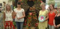 Bishop Burton Florists Bag A Double Gold, Inspired By Rio Olympics