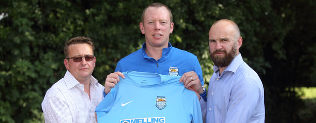 Town Agree Sponsorship Deal With Melling Construction