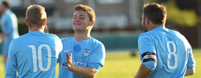 Nathan White Scores Late To Secure Points For Beverley Town