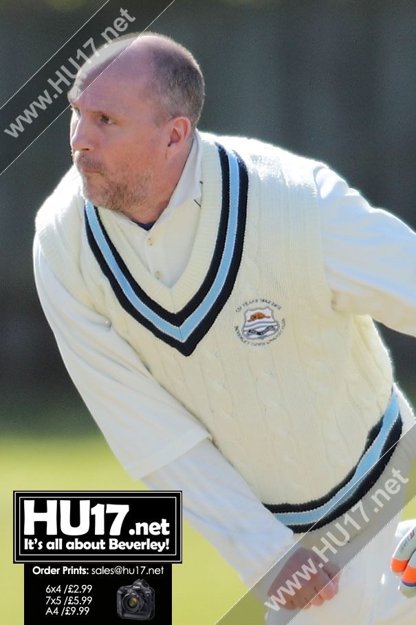 Beverley Beat Sewerby To Climb Three Places in the League