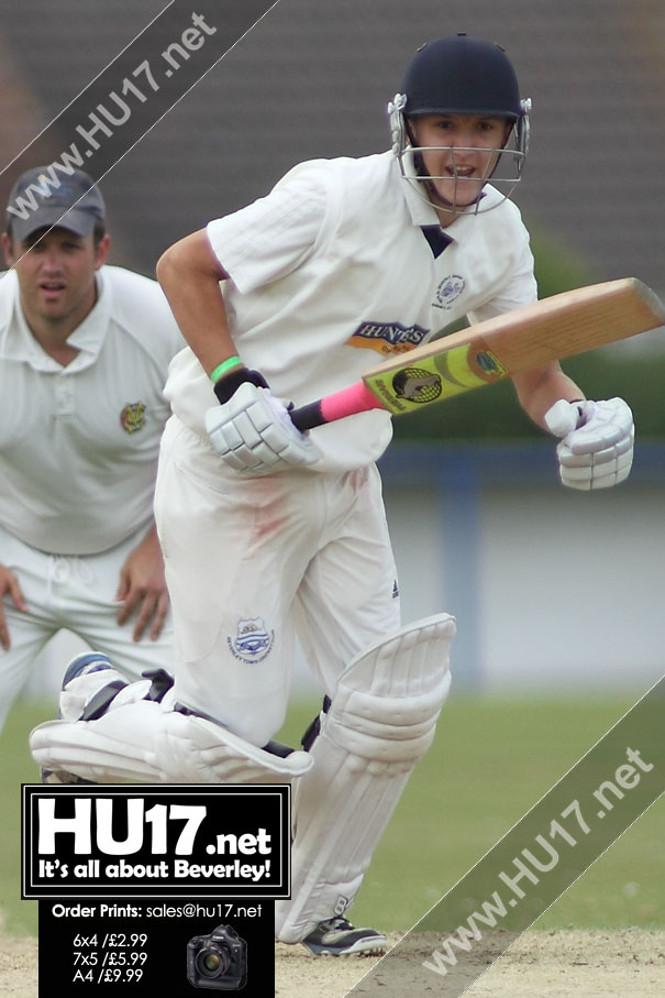 Beverley's Youngsters Represent League Against MCC