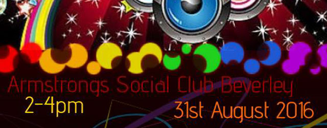 Freedom Five Organise Disco At Armstrongs