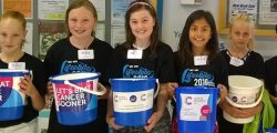 Tesco were pleased to welcome the 'Five Angels and It' Lifestyle team to bag pack in their store.