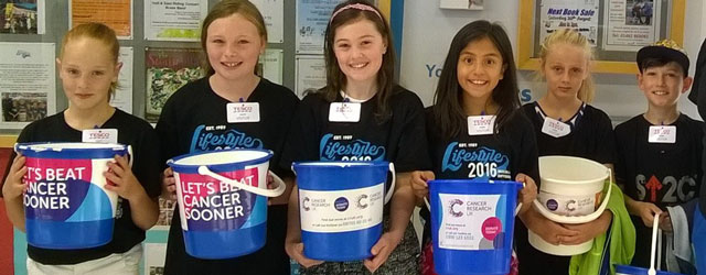 Five Angels And It Lifestyle Team's Raise Over £150
