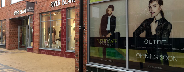 More Big Retail Stores To Open At Flemingate
