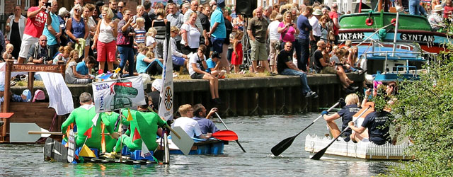 N.U.R.S.E. Beverley Raft Race Proves To Be A Massive Success