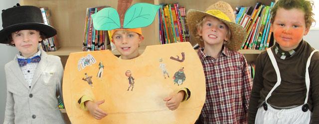 GALLERY : Roald Dahl 100 @ Beverley Minster Primary School