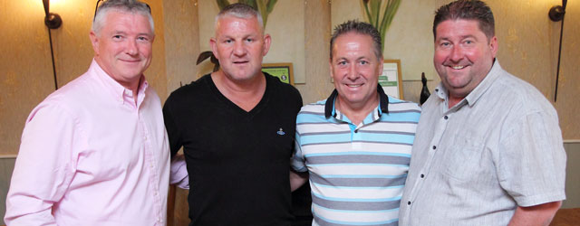 Lunch With a True Football Legend - Kenny Sansom