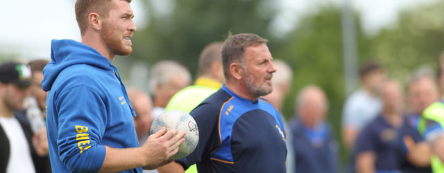 Blue & Golds Season Comes To An End With Play-Off Defeat