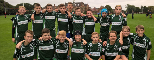 Beavers U14s Perform Well In Double Header