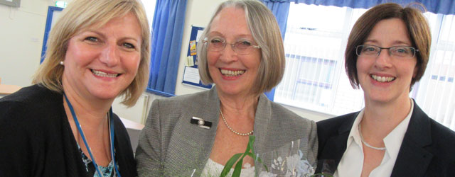 Local Sight Loss Charity Announces New Vice President