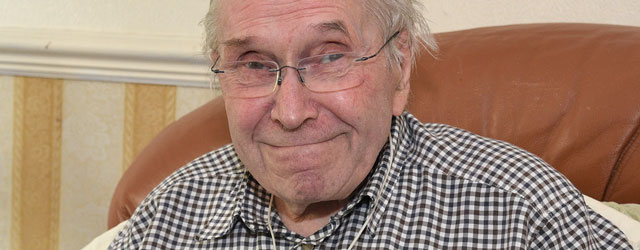 Praise For Service Giving Retired Vicar A Lifeline