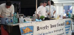 T.Soanes & Son are one of a number of local businesses that are supporting the Beverley Food Festival that takes on Sunday 2 October.