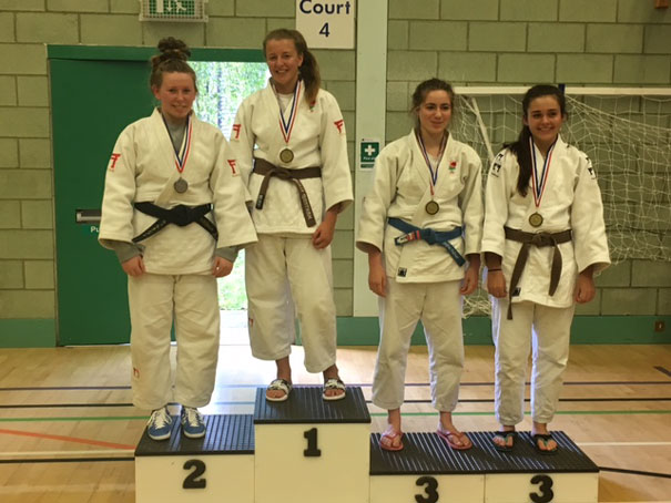 Holly Bentham Good Form Continues As She Wins Title