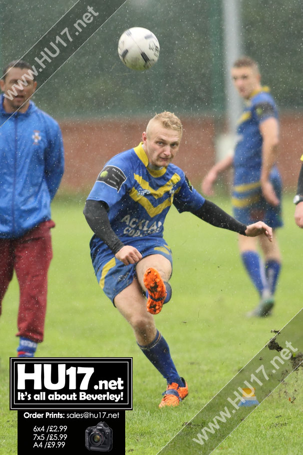 Josh Poskitt Coolly Slots Home As Beverley Beat League Leaders