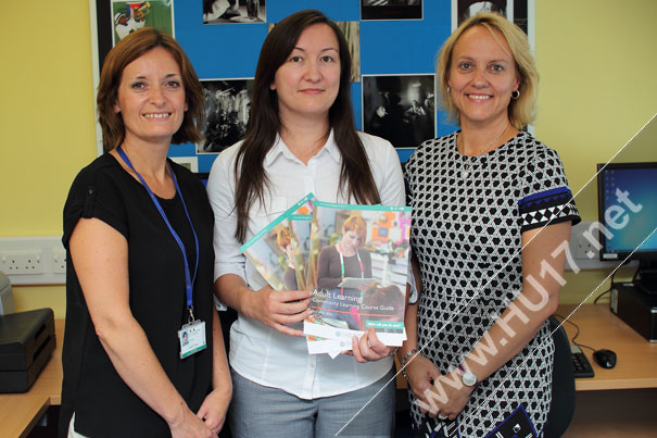 New Adult Learning Centre Opens In Beverley at Burden Road