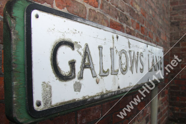 Gallows Lane Will Continue To Be Called Gallows Lane