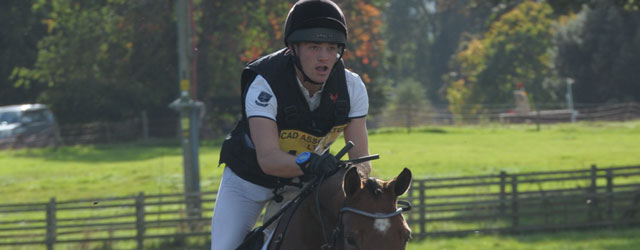 Double Victories All-round At Bishop Burton's October Horse Trials