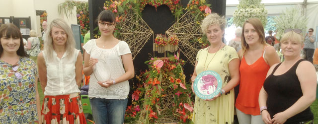Bishop Burton College Floristry Students Prepare For Chelsea Flower Show