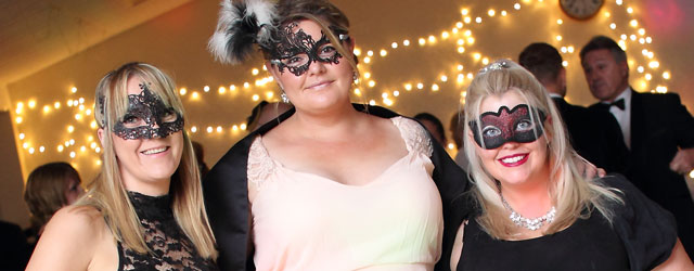 OUT & ABOUT : Masquerade Ball @ Armstrongs Social Club