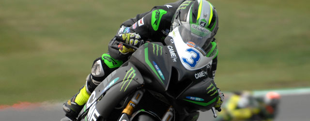 James Westmoreland Remains Second In Championship