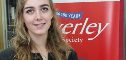 Zoe Fisher helped to improve the University of Hull's employability statistics when she gained a new marketing role at Beverley Building Society, just a few weeks after graduation.
