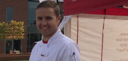 A former soldier and 'Masterchef UK' quarterfinalist, Michael Williams is organising a Charity Black-Tie dinner to in aid of ABF The Soldiers Charity.