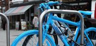 Cyclists in Beverley may have noticed two brightly colour bikes that have been placed in racks around the town in an attempt to raise awareness of bike crime.