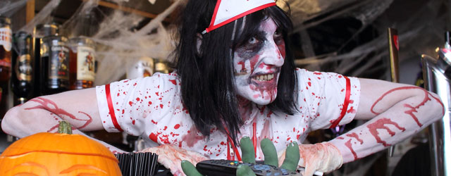 OUT & ABOUT : Halloween @ The Sloop