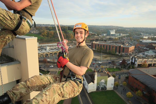 Brave Beverley Residents Needed For Fancy Dress Abseil
