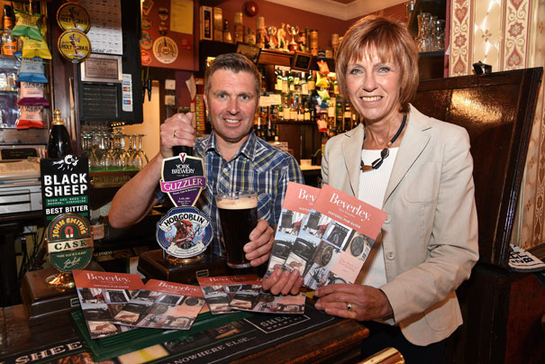 New Guide Stands The Perfect Round Of Beverley Pubs