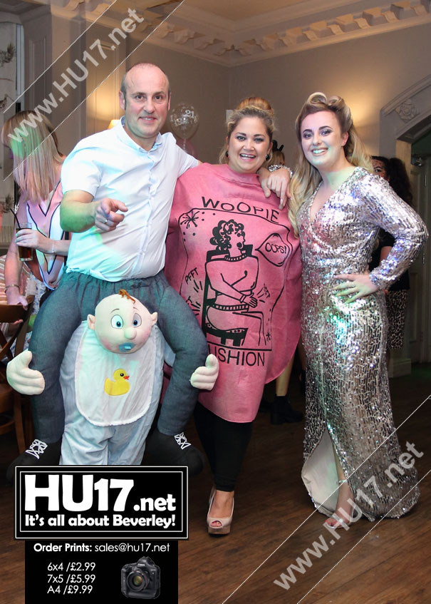 OUT & ABOUT : Deanna Lockhart's 21st @ The Game Bird