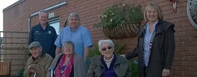 Golden Year For Millers Day Centre in Beverley