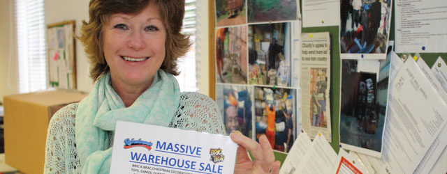 Jacob's Well To Hold MASSIVE Warehouse Clearance Sale