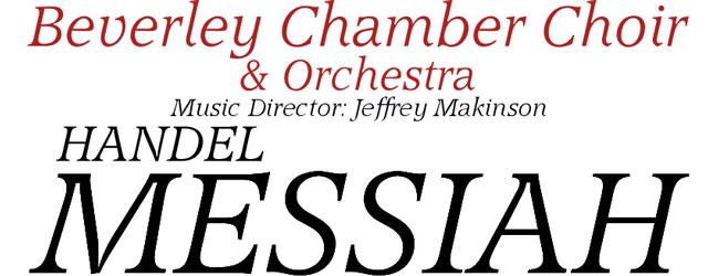 Beverley Chamber Choir Christmas Concert