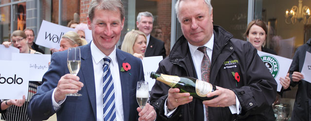 Flemingate Celebrates Birthday With Toast To More Than 1.5m Visitors